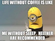 Good Morning Wednesday Coffee Meme