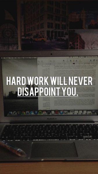 Hard Work Determination Quotes