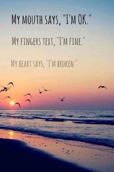 Heartbroken Quotes For Relationship
