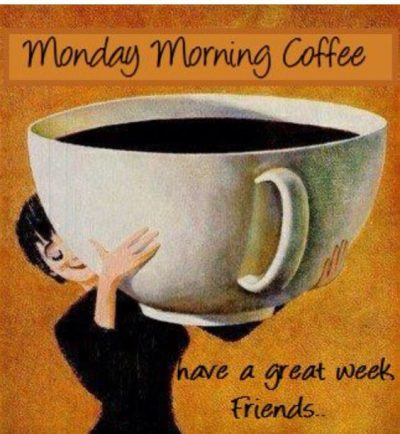 Hilarious Monday Coffee Memes