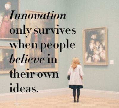 Ideas & Innovation Quotes