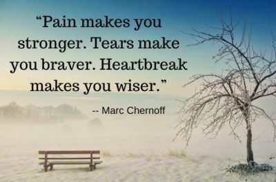 Inspiring Quotes To Conquer Pain
