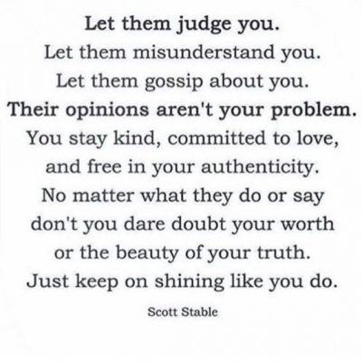 Judging Others Quotes