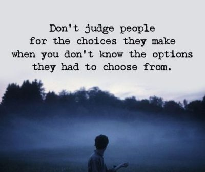 Judging People Quotes & Images