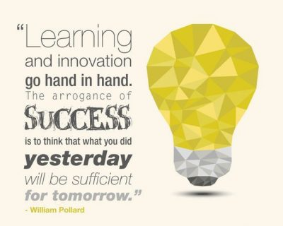 Learning & Innovation Quotes
