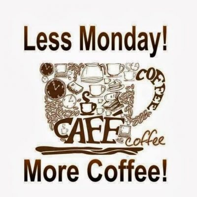 More Coffee On Monday Memes