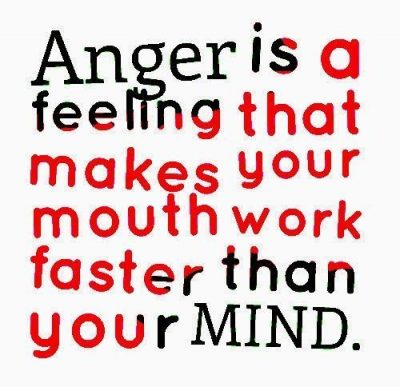 Bad Anger Quotes