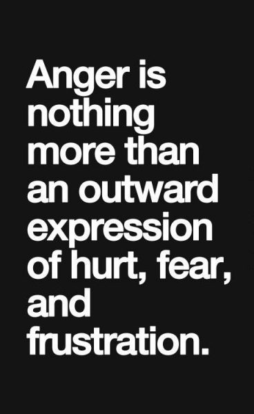 Quotes About Being Angry