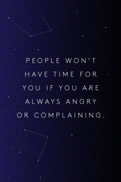 Quotes About Being Angry All The Time