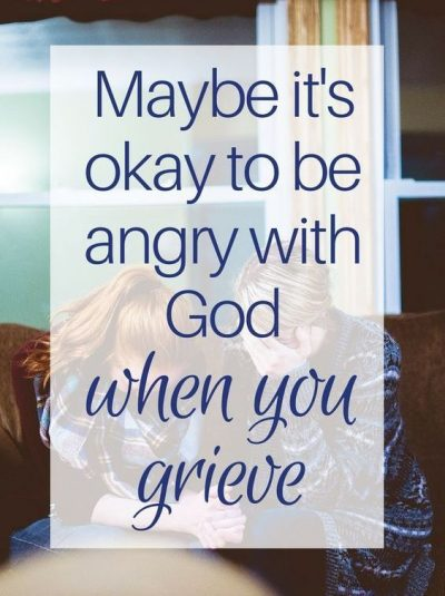 Quotes About Being Angry With God