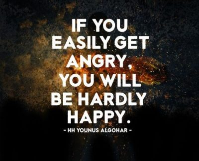Quotes About Don't Be Angry