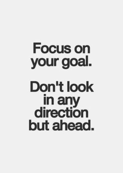 Quotes About Goals & Exams