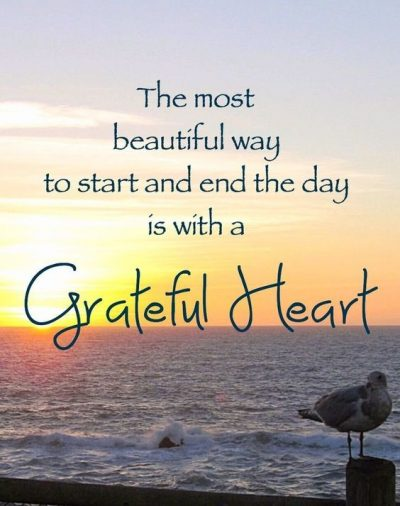 Quotes About Grateful Heart