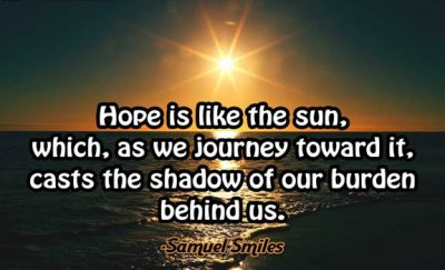 Quotes About Hope For The Future Life