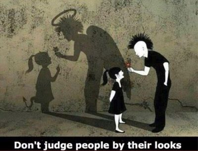 Quotes About Judging People By Looks