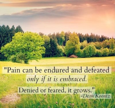 Quotes to Defeat Pain