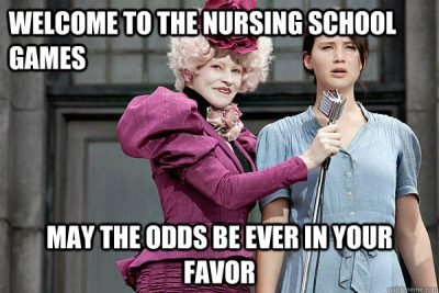 Relatable Nursing School Meme