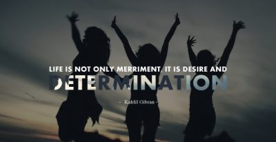 Short Determination Quotes