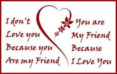 Sweet Sayings On Valentine Day For Friends