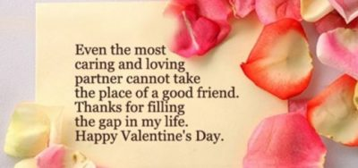 Valentine Day's Quotes 2019 For Friends