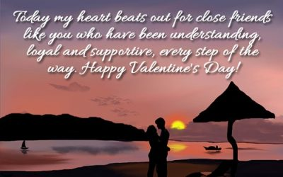 Valentine Day's Quotes For Friends Pictures