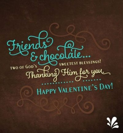 Valentine Day's Quotes To Friends