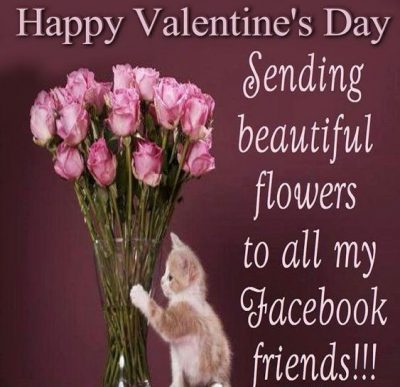 Valentine Day's Special Quotes For Friends