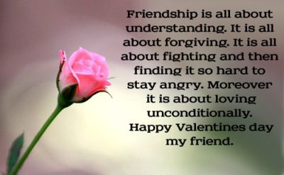 Valentines Day Quotes For Good Friend