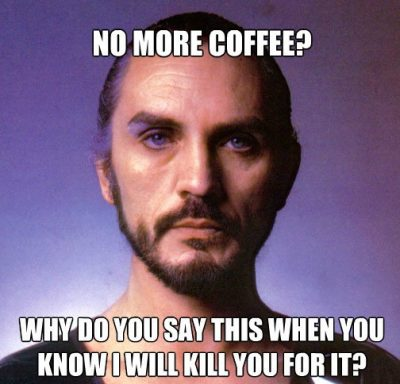 Wednesday's Coffee Meme