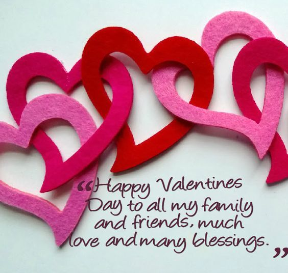 75 Valentine Day's Quotes, Messages & Images For Friends