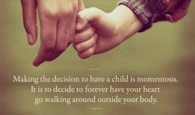 Child & Parents Relationship Quotes