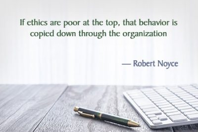 Ethical Quotes For Business