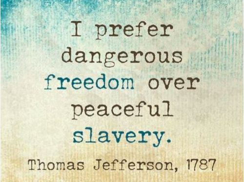 80 Inspirational Quotes on Freedom | Sayings & Images