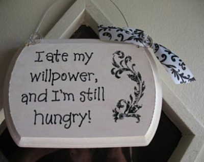 Funny Willpower Quotes