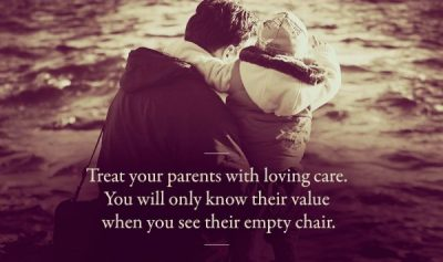 Inspirational Quotes About Parents