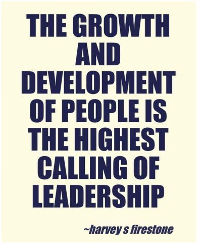 Leadership Quotes About Growth