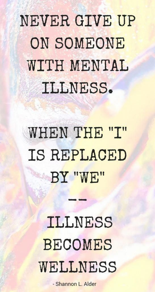 80 Inspirational Mental Health Quotes, Sayings & Images