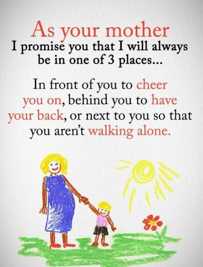 Mother & Children Relationship Quotes