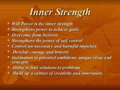 Quotes About Inner Strength