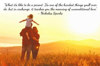 Quotes About Parents And Children Relationship