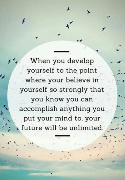 Sayings On Personal Development