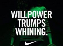 Willpower Quotes For Weight Loss