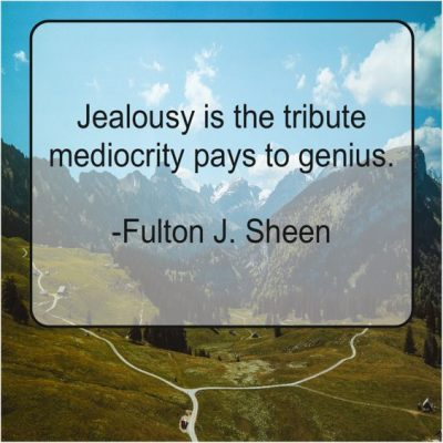 Cute Jealousy Quote
