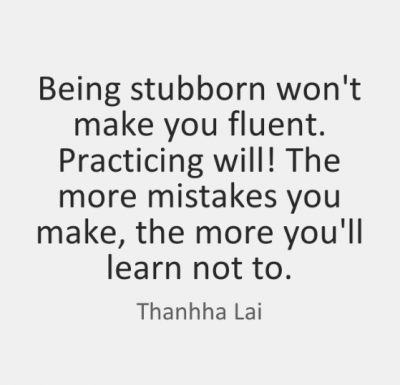 Inspiring Quotes On Being Stubborn