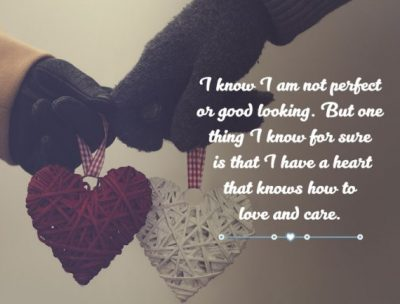 Love & Care Quotes
