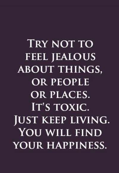 Motivational Jealous Quotes