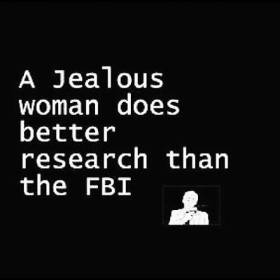 Quotes About Jealous Females
