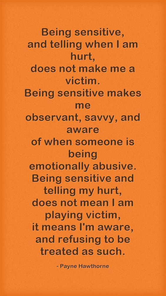 60 Being Sensitive Quotes and Sayings   The Random Vibez
