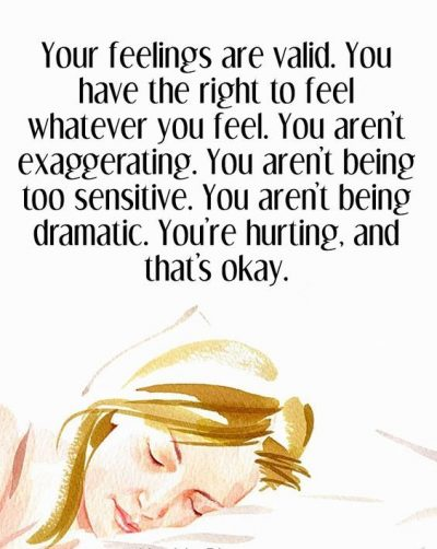 Quotes On Being Sensitive