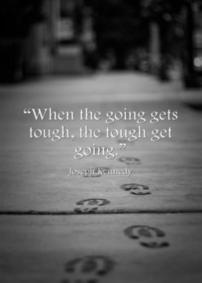 Tough Time Quotes